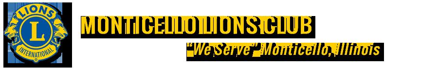 Monticello Lions Club